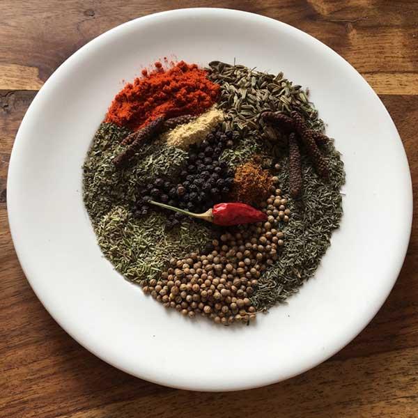 All Seasons Masala Bio-Gewürz-Zubereitung von ayurveda at home shop