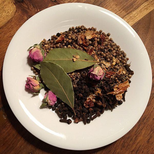 Ayurveda gewürzmischung Tridosha Oriental Masala Bio-Gewürz-Zubereitung - von ayurveda at home