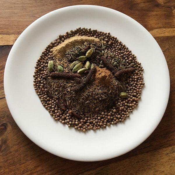 ayurveda at home salzburg - Agni Plus Masala Bio-Gewürz-Zubereitung