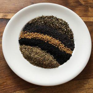 Panch Puren Bio-Gewürz-Zubereitung aus dem online shop für ayurvedagewürze