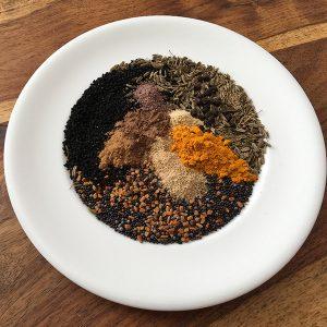 Basic Dal Masala Bio-Gewürz-Zubereitung im onlineshop für ayurveda Gewürze