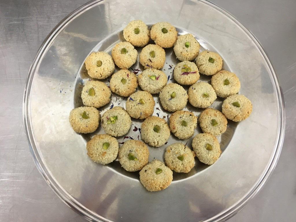 Mandelplätzchen Rezept von Ayurveda at home