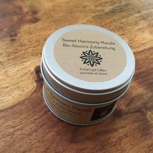 Gewürzdose mit Aromaverschluß - Sweet Harmony Masala - Shop für Gewürze