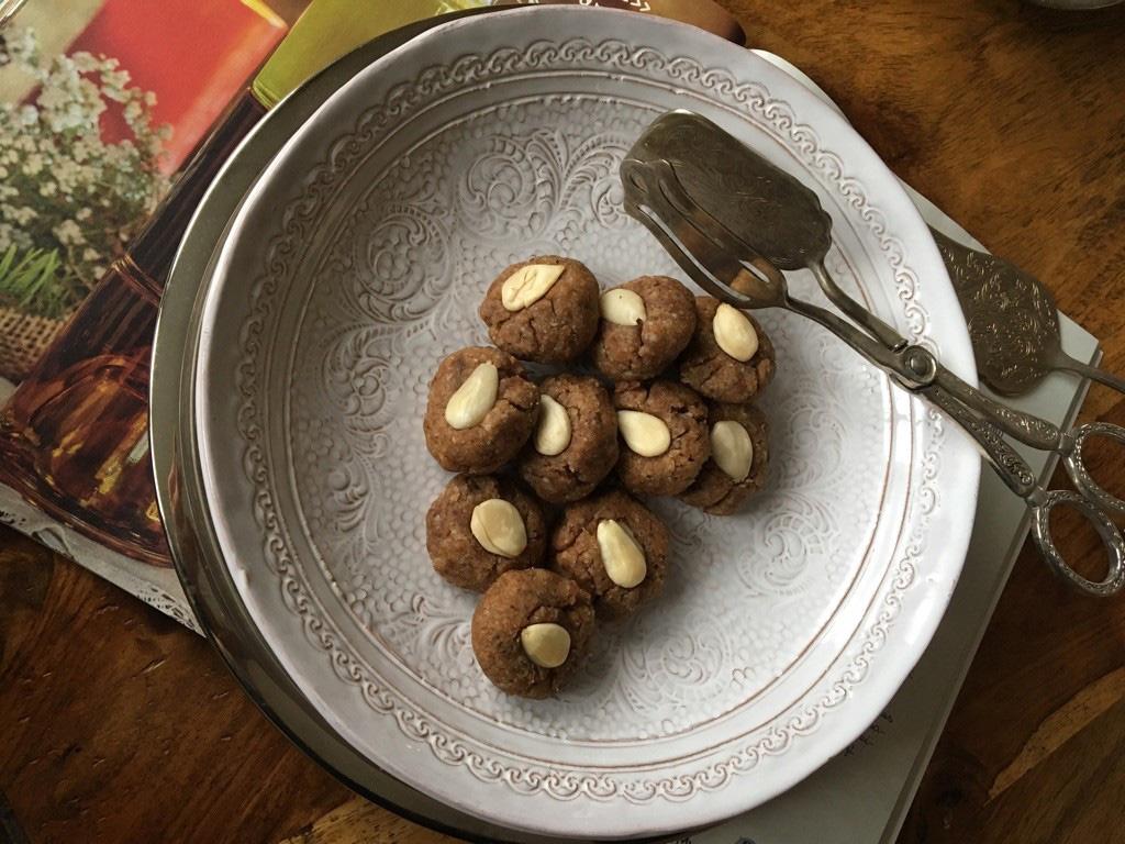 mandel-chia-cookies Rezept von Ayurveda at home Salzburg